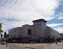 Odeon cinema, Weston-super-Mare